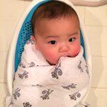 0歳0ヶ月〜7ヶ月までにあってよかったお風呂グッズ