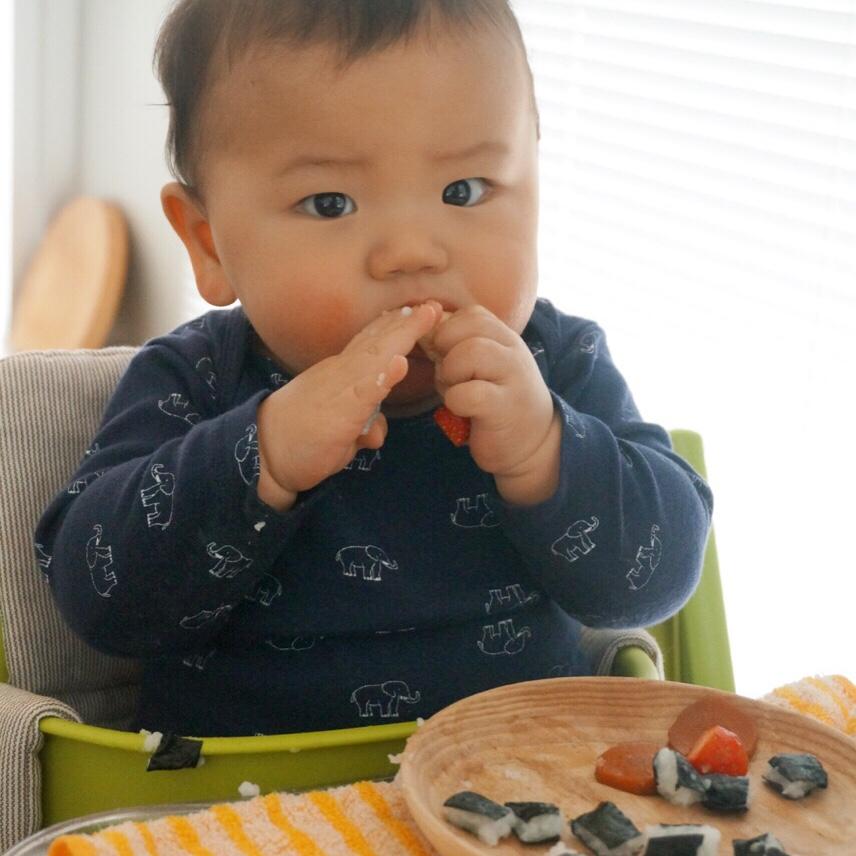 84日目の昼Renew食メモ。(0歳8ヶ月4週目)
